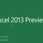 MS Excel 2013 хувилбар