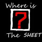 SHEET хаана байна бэ?